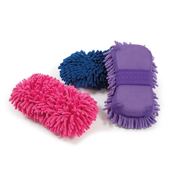 Svamp microfiber purple