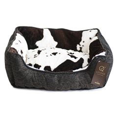 Hundbädd Cow