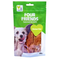 Hundgodis FFD Chicken Fillet 100g