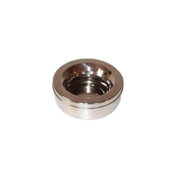 Non-Splash skål metall