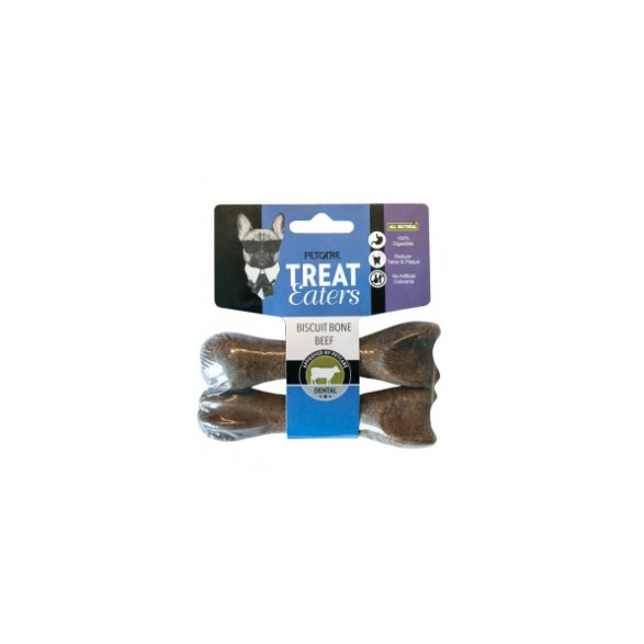 Biscuit Bone Small 2-pack