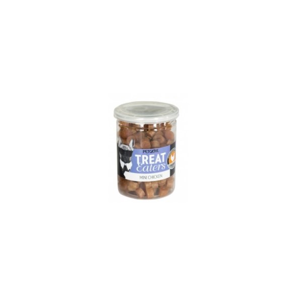 Treats mini chicken 200gr