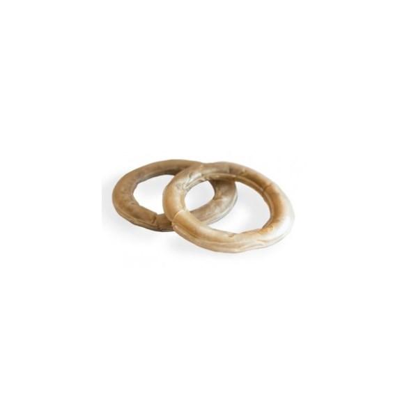 Pressed Ring Natural 15 cm 4 pcs