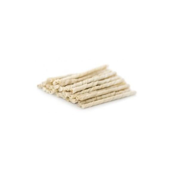 Twisted stick White 8 mm 100 pcs