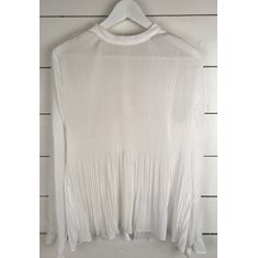 Blus Pleat White