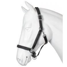 Grimma läder/nylon black/silver