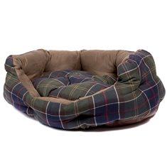 """Hundbädd 18"""" Luxery Classic tartan"""