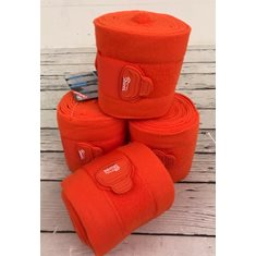 Benlinda DeLuxe fleece 3m orange