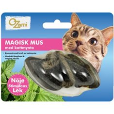 Kattleksak Magic Power mus  catnip