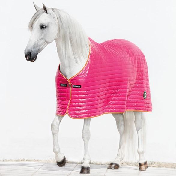 Stalltäcke Hs Ultra light Tipsy pink