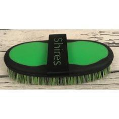 Svampborste green