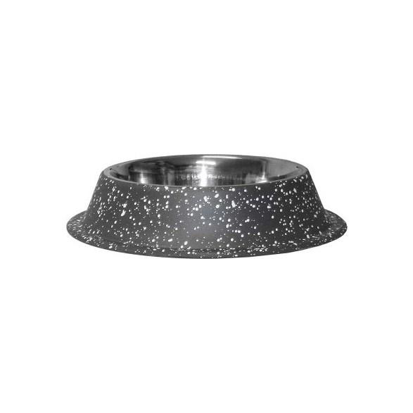 Hundskål nontip granit grå