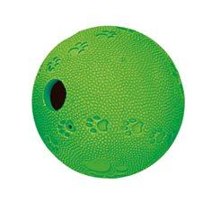 Hundleksak Snackboll gummi labyrint 9cm