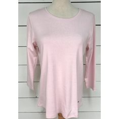 Top B Sara 3/4 ärm pink