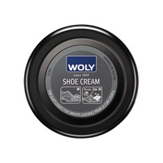 Woly Shoe cream burk neutral