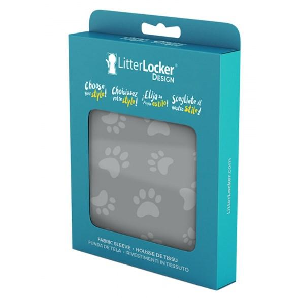 Litter Locker Design Sleeve Cat Paws
