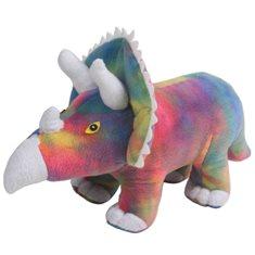 Hundleksak Plysch-Triceratops