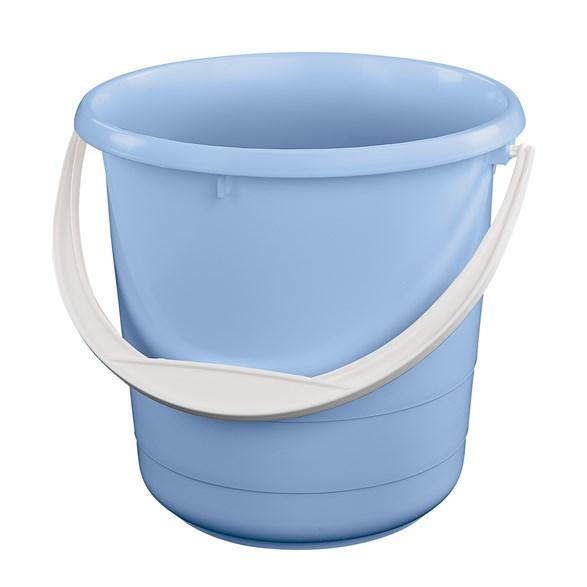 Foderhink 5 lit blå