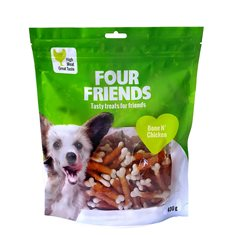 Hundgodis FFD Bone N`Chicken 400g