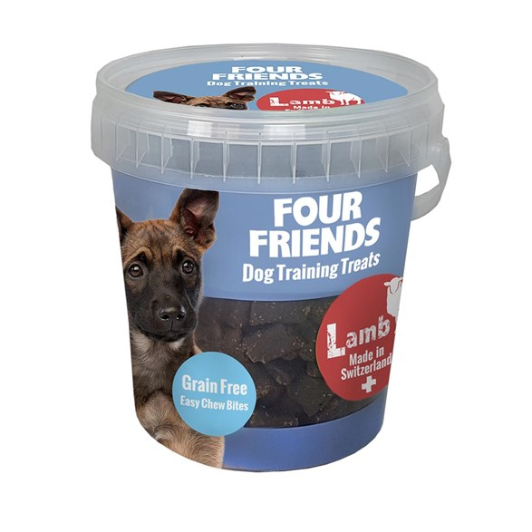 Hundgodis FFD Training Treat lamm 400gr