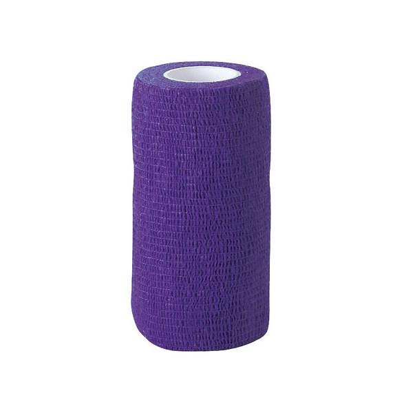 Bandage självhäftande 10 cm violet