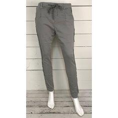 Byxa jogging spets/revär Grey