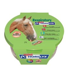 Horslyx mini respiratory 650gr
