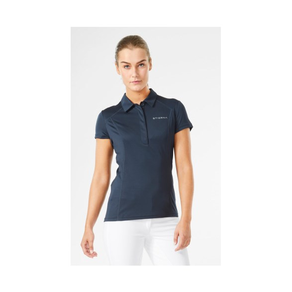 Top Halo SS dk navy