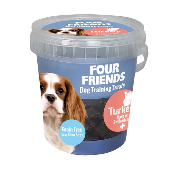 Hundgodis FFD Training Treat Turkey 400gr