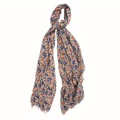 Scarf Country floral