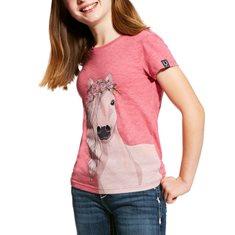 Top Girls Festival horse Rose violet