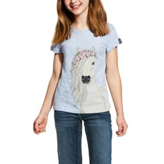 Top Girls Festival horse Chambray