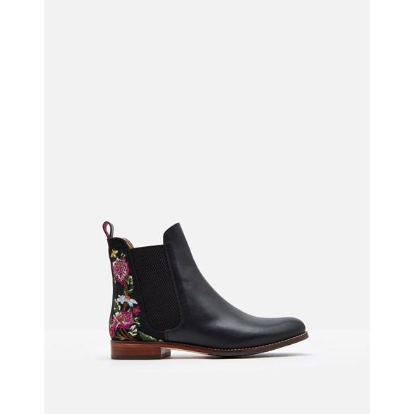 Jodphurs Westbourne Floral  Black