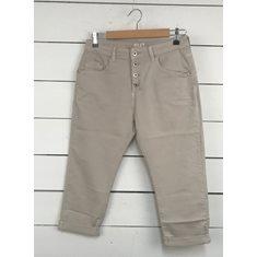Shorts 7/8 Beige
