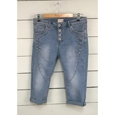 Shorts 3/4 m bling Jeans
