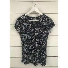 Top Ellie Navy