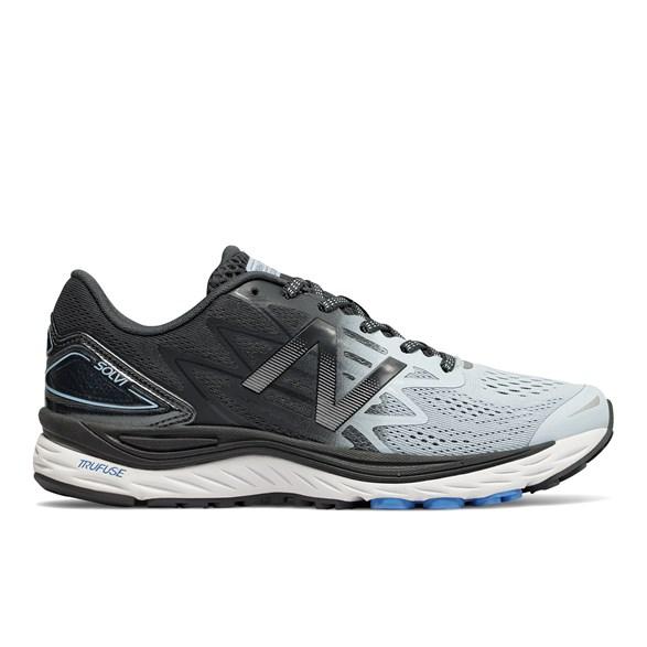 Sko Running grå/blå