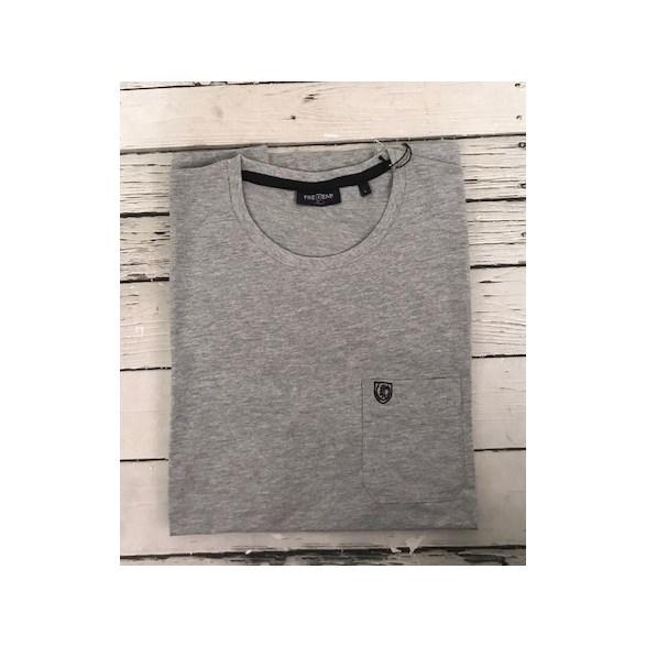 T-shirt Malcolm Grey mix