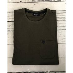 T-shirt Malcolm Olive green