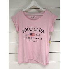 T-shirt Elvira S Pink