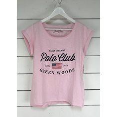 T-shirt Lucinda pink
