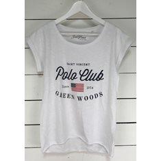 T-shirt Lucinda S white