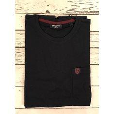 T-shirt Malcolm  Dk navy