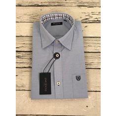 Skjorta Dayton LS Blue