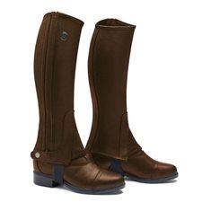 Shortchaps Soft Rider brown