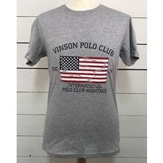 T-shirt Jovani Grey melange