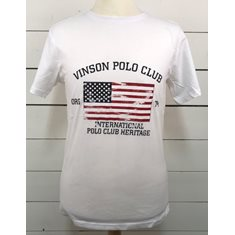 T-shirt Jovani White