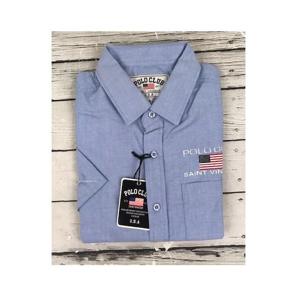 Skjorta Raleigh Light blue