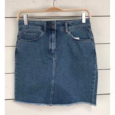 Kjol Raw jeans