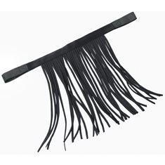 Flugpannband svart